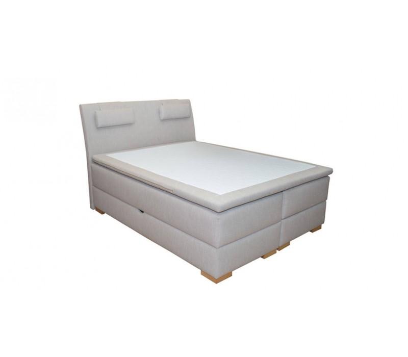 Мягкая кровать  с матрасом Aspen
