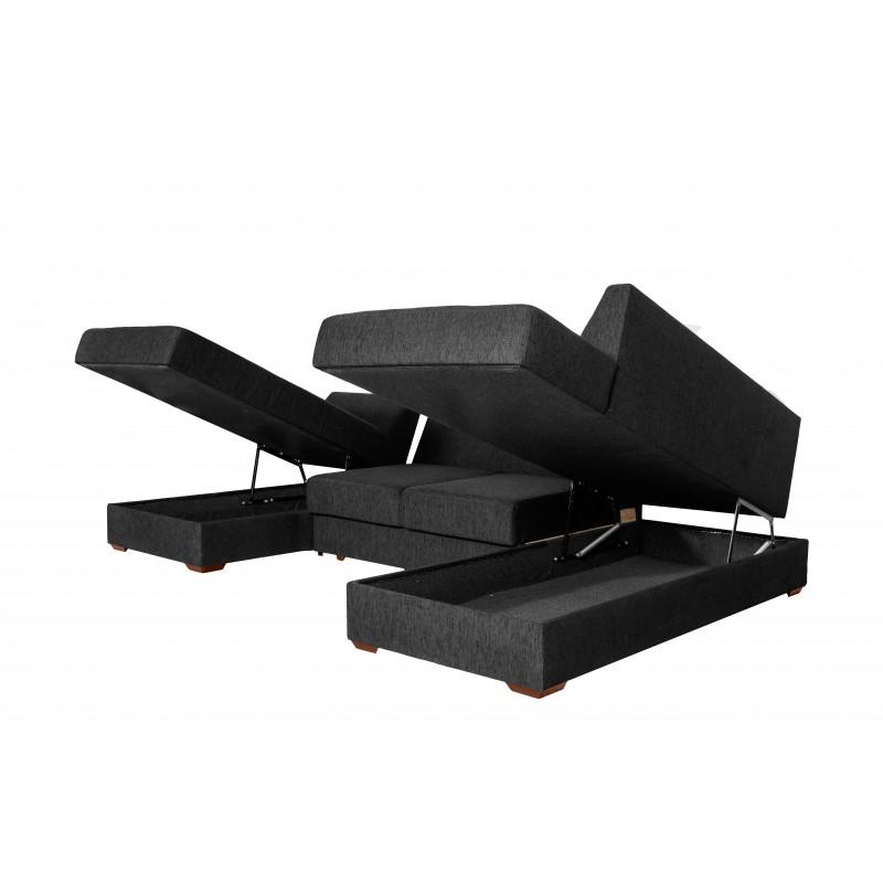 Диван модульный раскладной Bristol Lux
