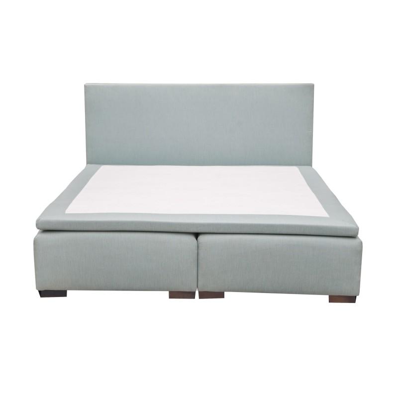 Двухспальная кровать с матрасом Optimal